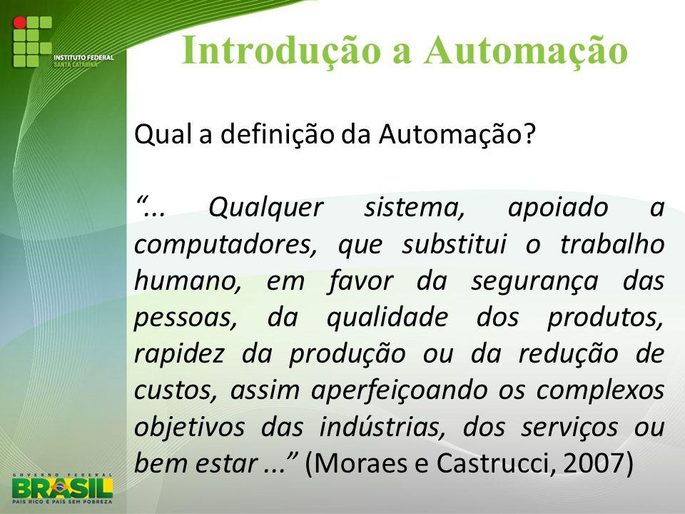 Introdução a Automação
