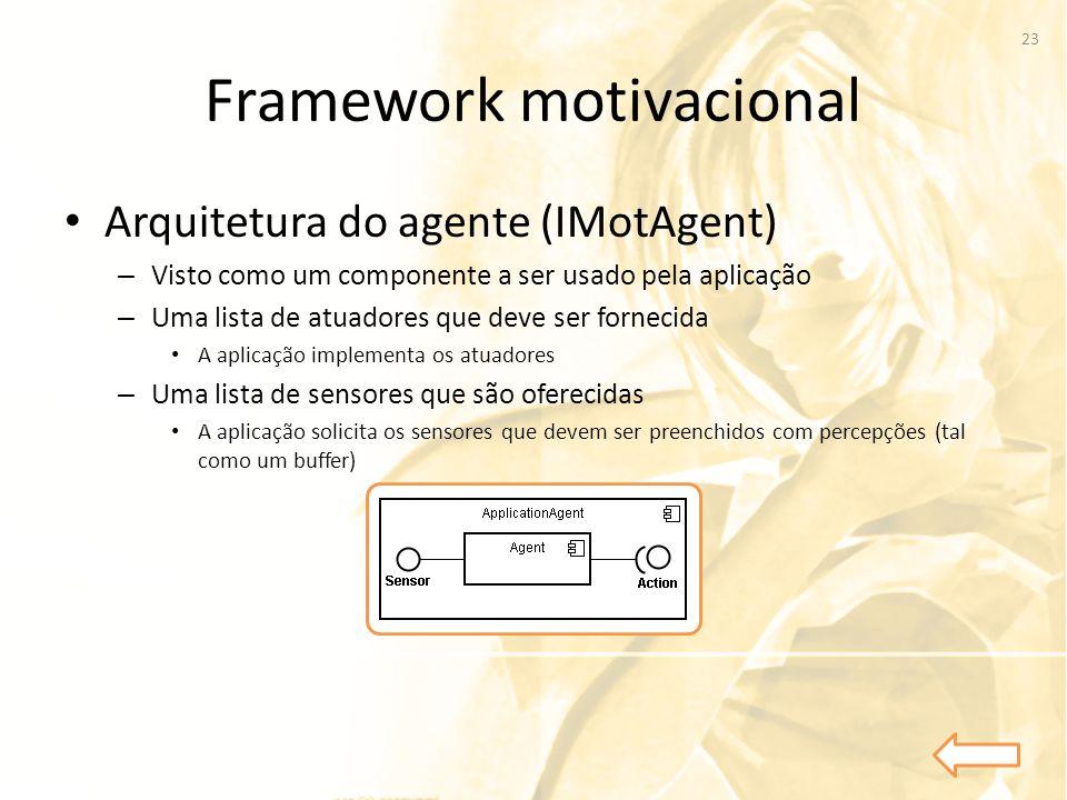 Framework motivacional
