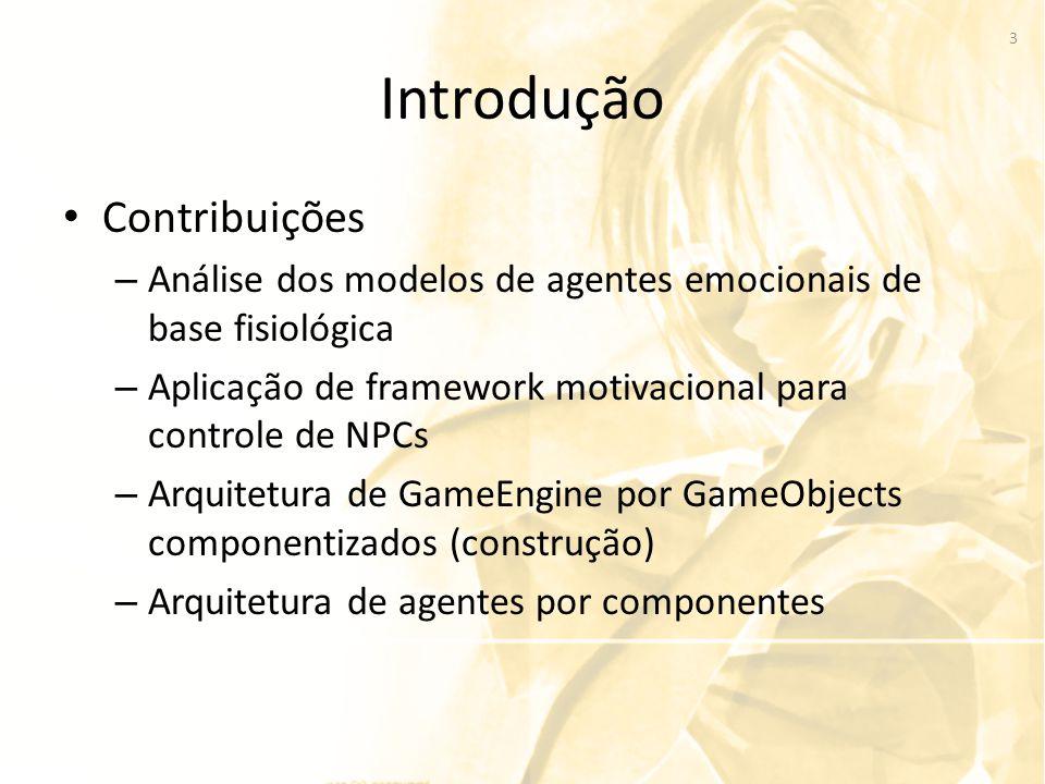 Introdução Contribuições