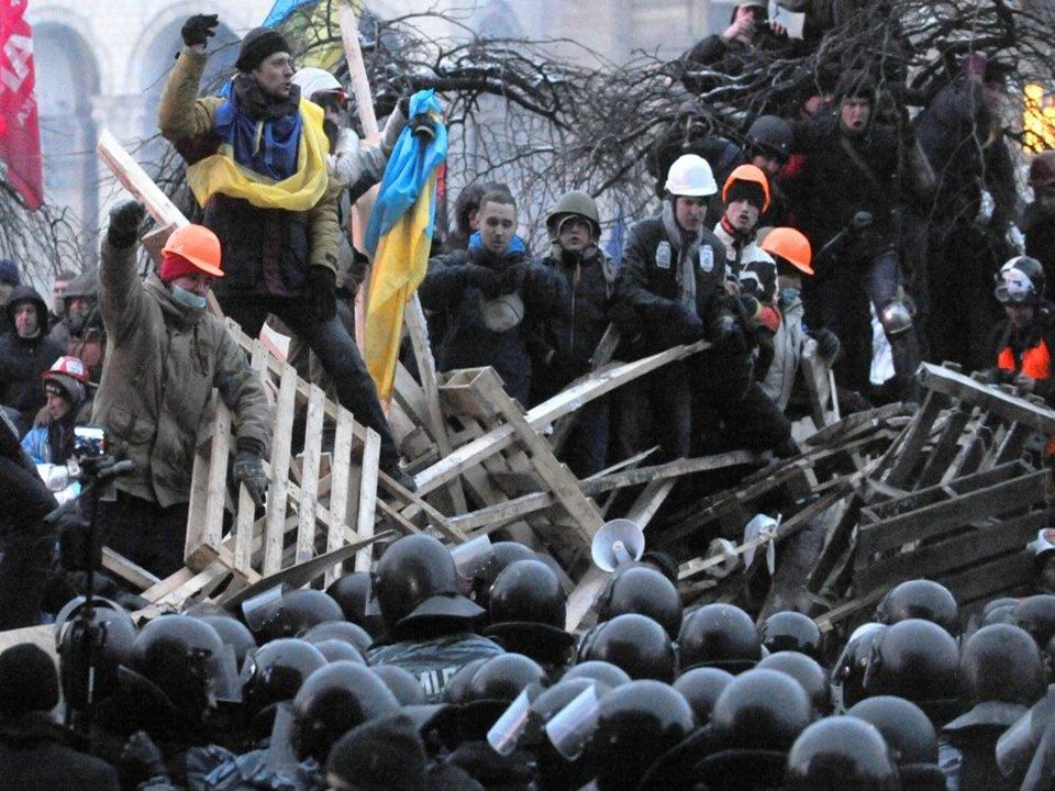 Reconstruir a Ucrânia