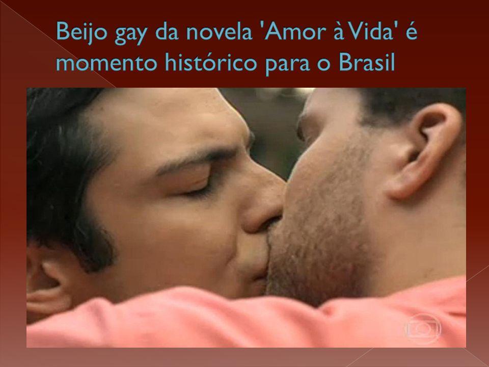 Beijo gay da novela Amor à Vida é momento histórico para o Brasil