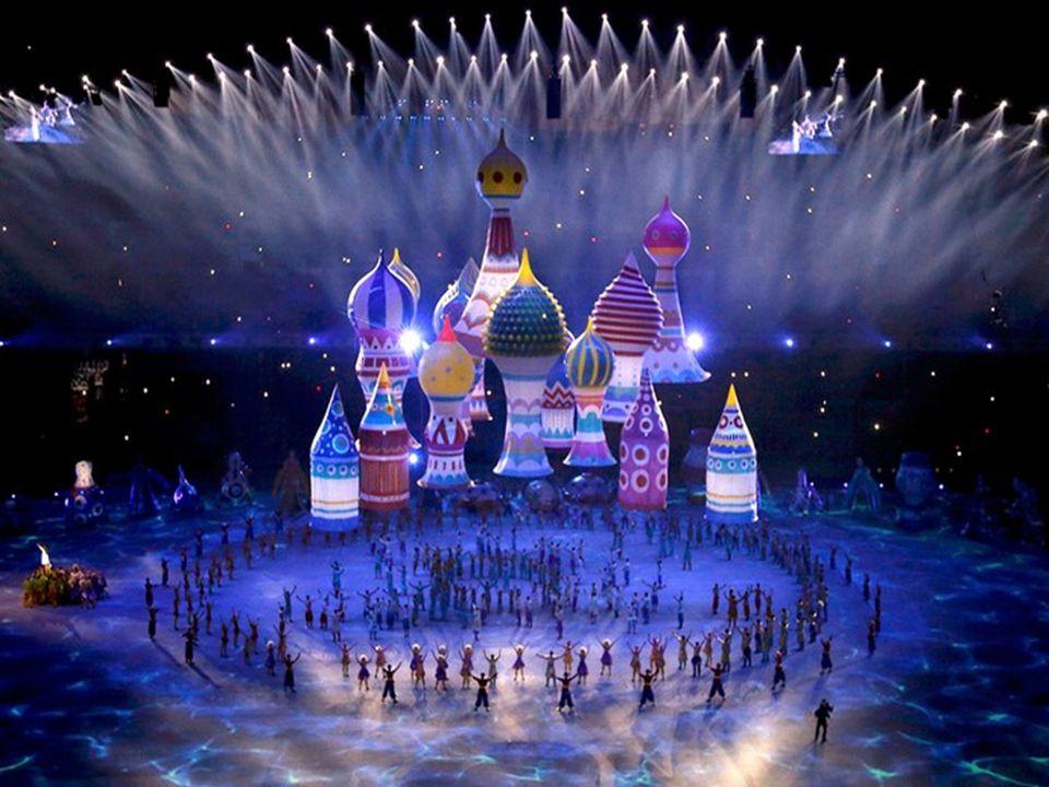 Olimpíada de inverno na Rússia