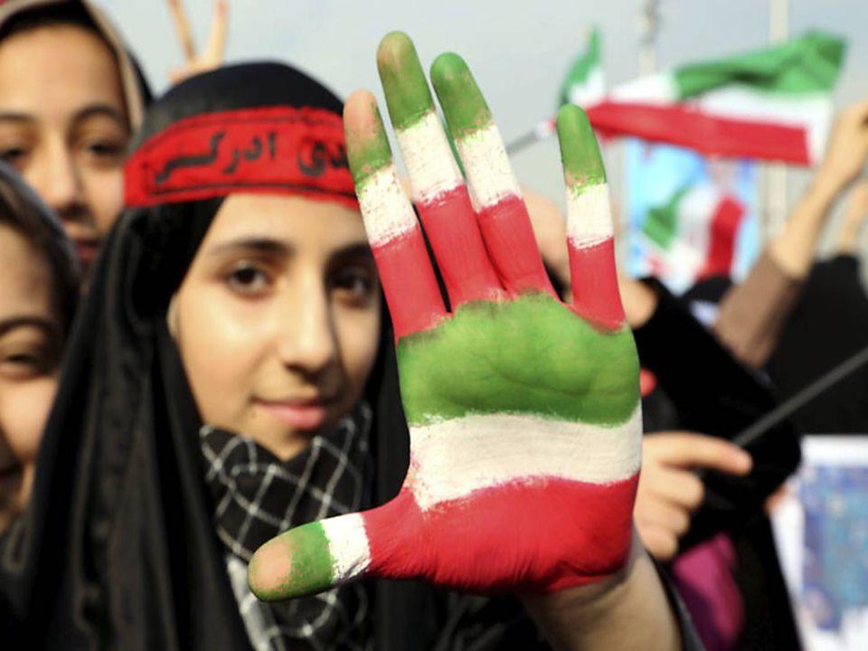 Nos 35 anos da revolução, Irã vive racha