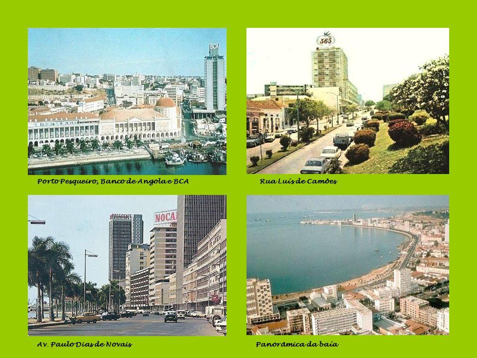Porto Pesqueiro, Banco de Angola e BCA