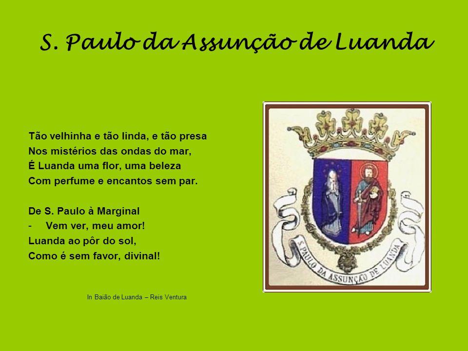 S. Paulo da Assunção de Luanda
