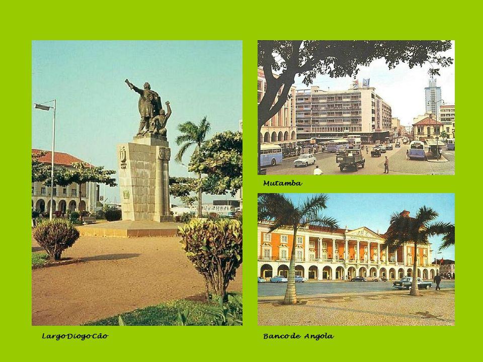 Mutamba Largo Diogo Cão Banco de Angola