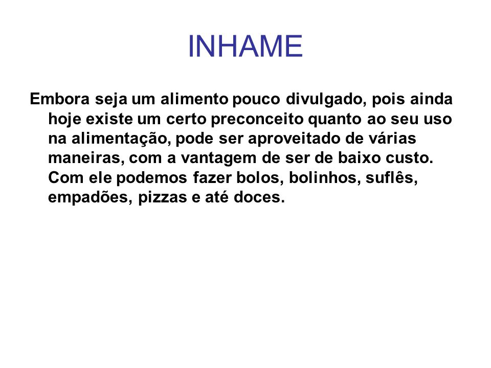INHAME