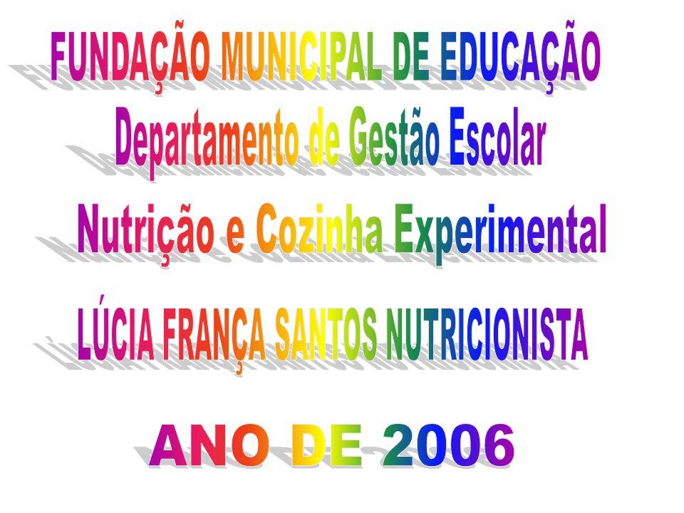 FUNDAÇÃO MUNICIPAL DE EDUCAÇÃO