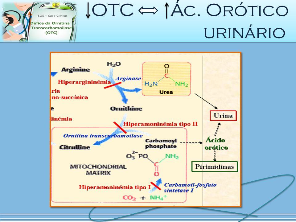 OTC Ác. Orótico urinário