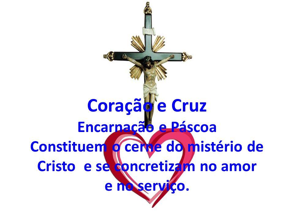 Constituem o cerne do mistério de Cristo e se concretizam no amor