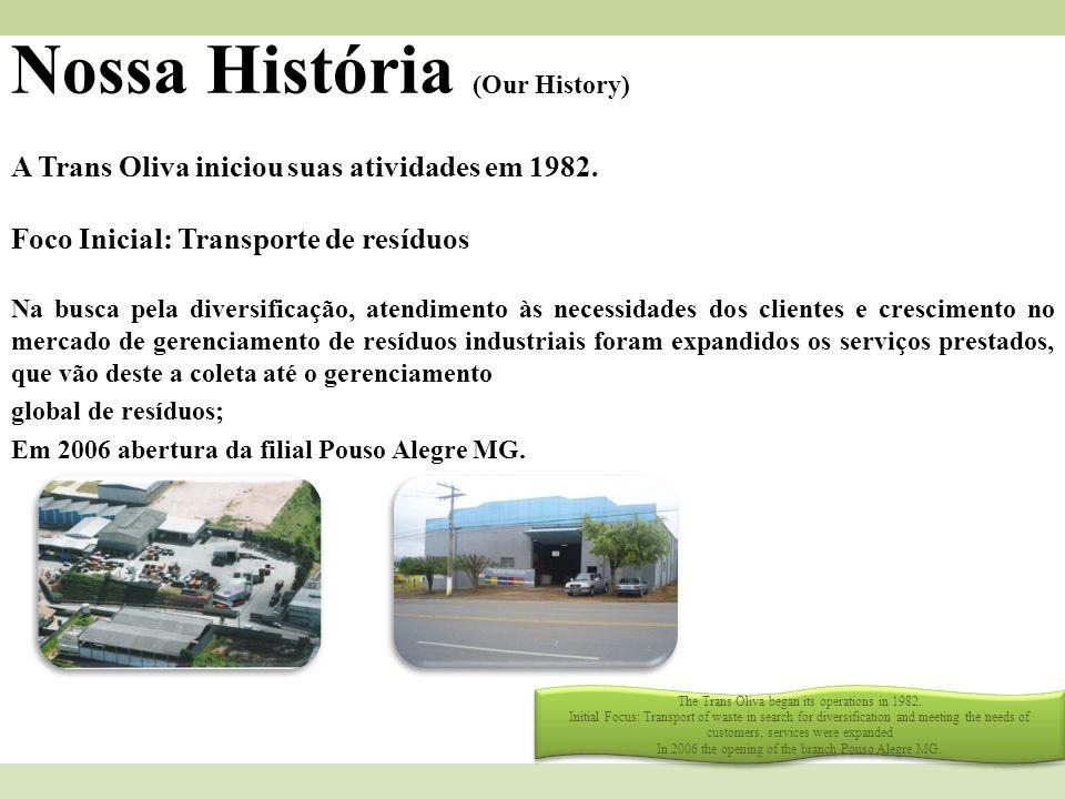 Nossa História (Our History)