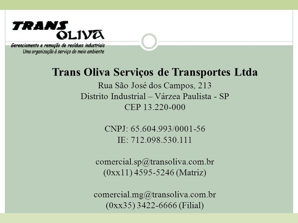 Trans Oliva Serviços de Transportes Ltda