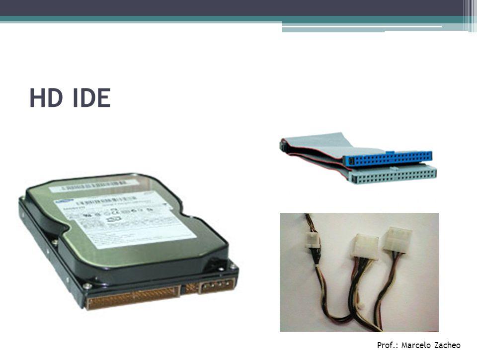 HD IDE Prof.: Marcelo Zacheo