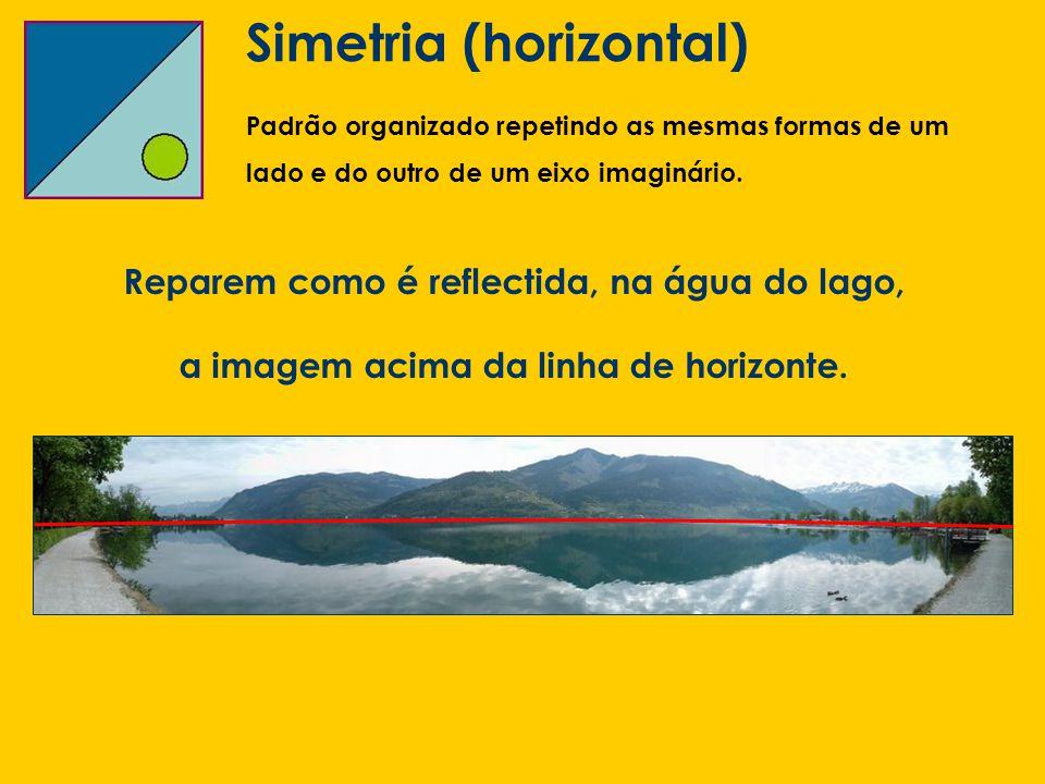 Simetria (horizontal)