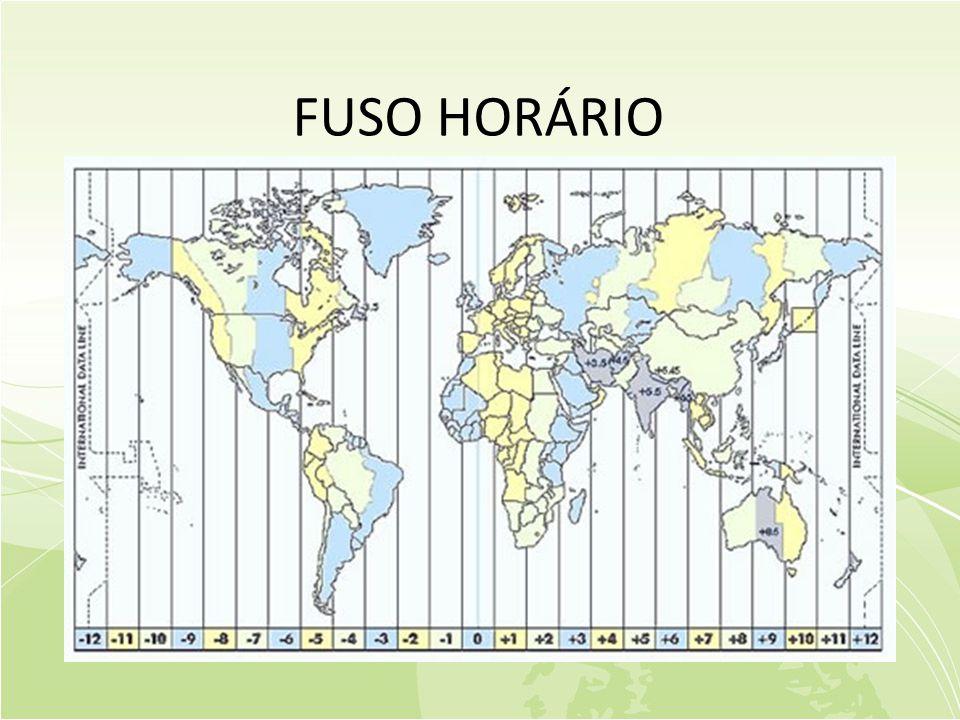 FUSO HORÁRIO