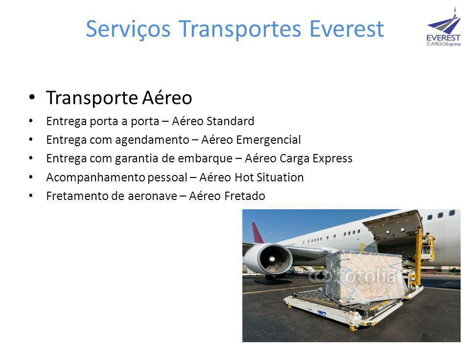 Serviços Transportes Everest
