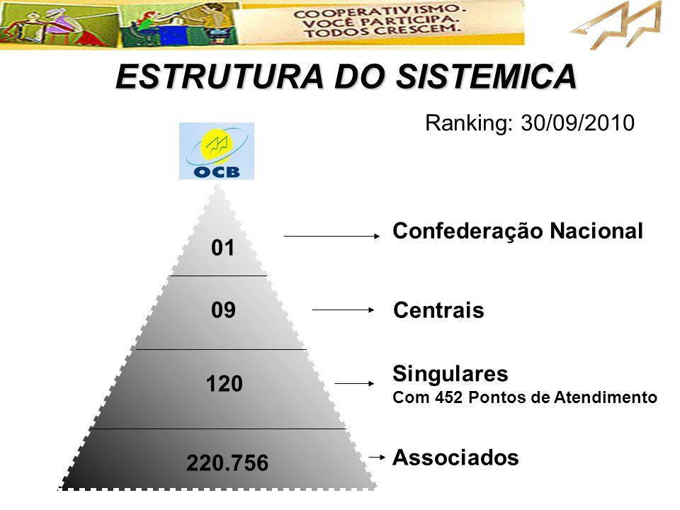 ESTRUTURA DO SISTEMICA