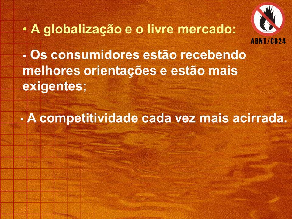 A globalização e o livre mercado: