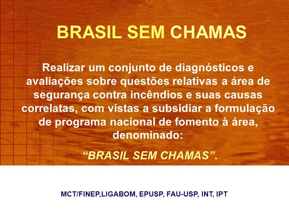 BRASIL SEM CHAMAS
