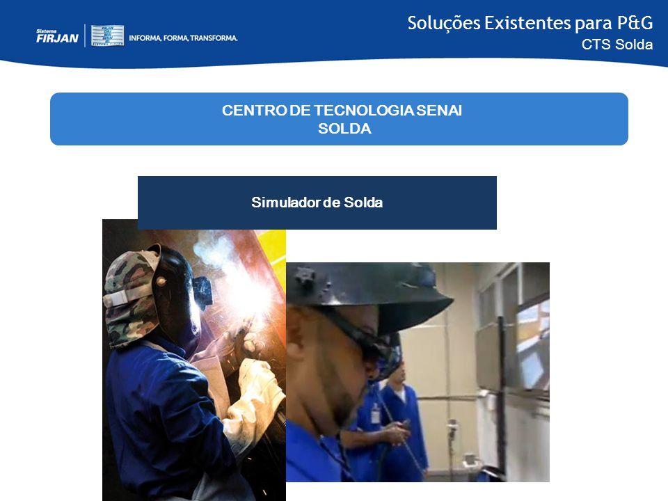 CENTRO DE TECNOLOGIA SENAI