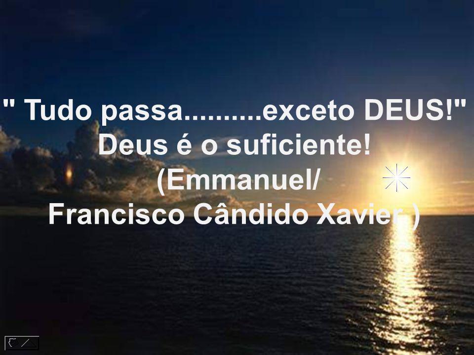 (Emmanuel/ Francisco Cândido Xavier )