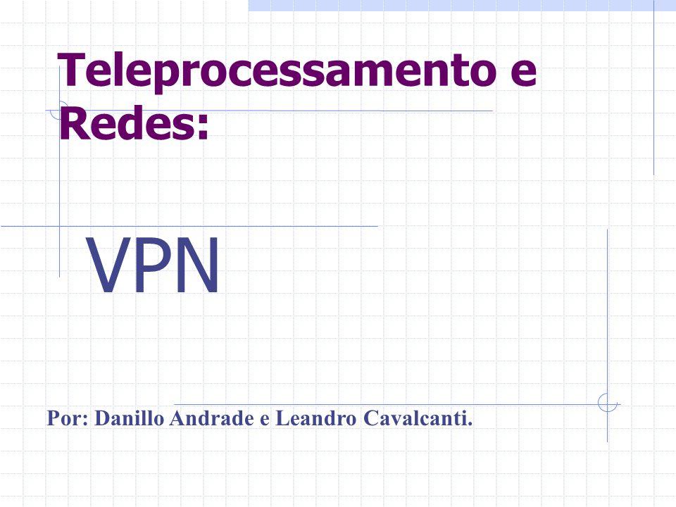 Teleprocessamento e Redes: