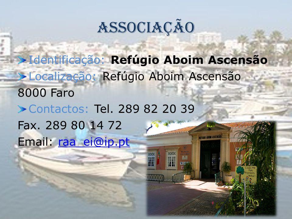 Associação Identificação: Refúgio Aboim Ascensão