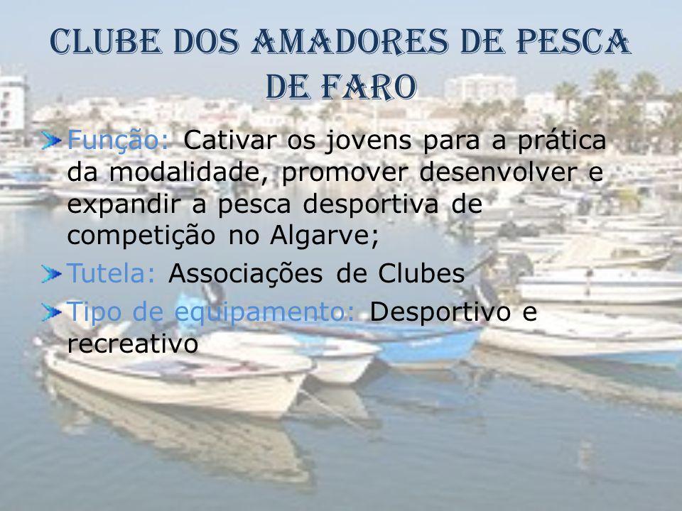 Clube dos Amadores de Pesca de Faro