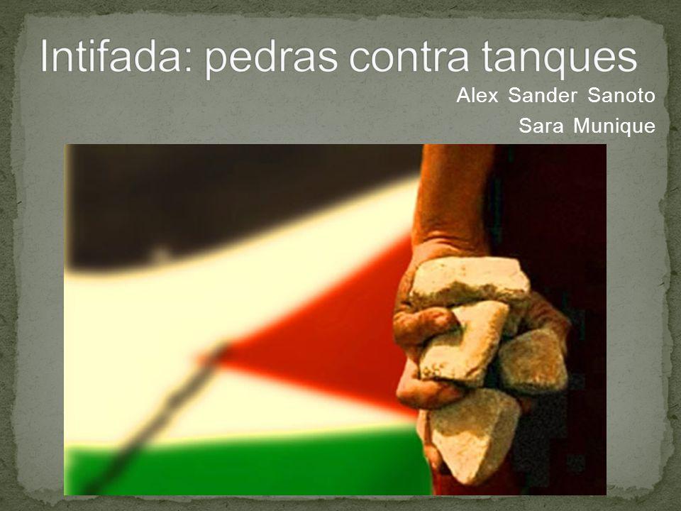 Intifada: pedras contra tanques