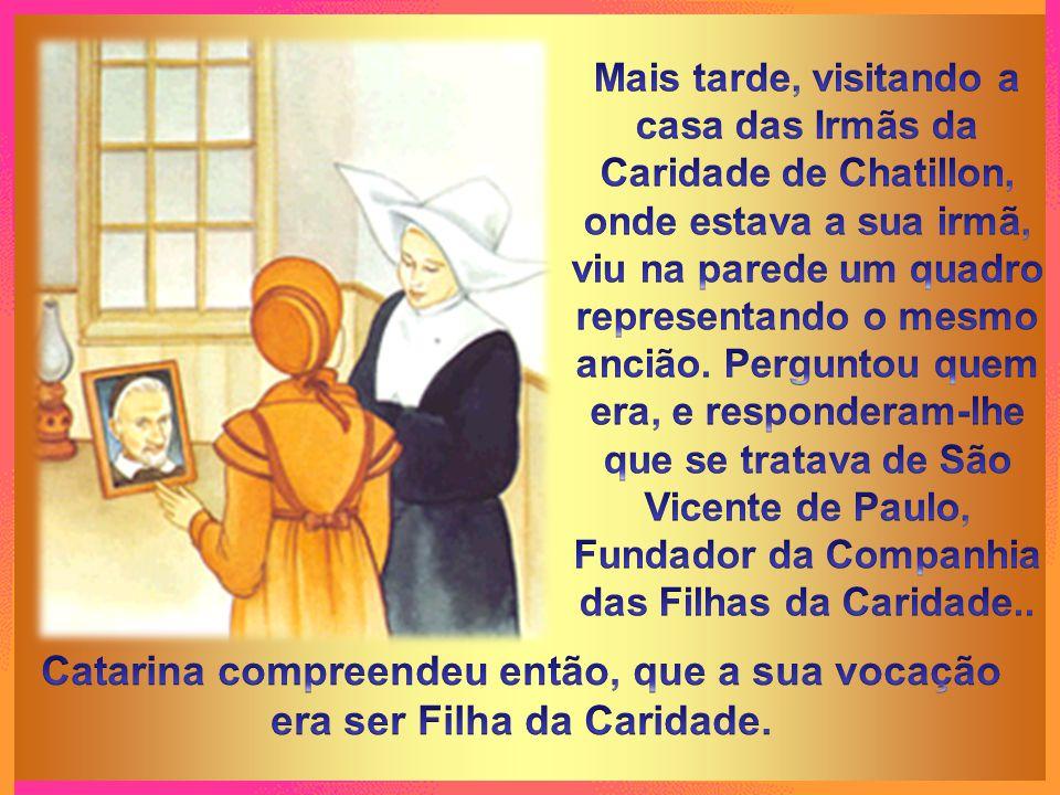 Vicente de Paulo, Fundador da Companhia das Filhas da Caridade..