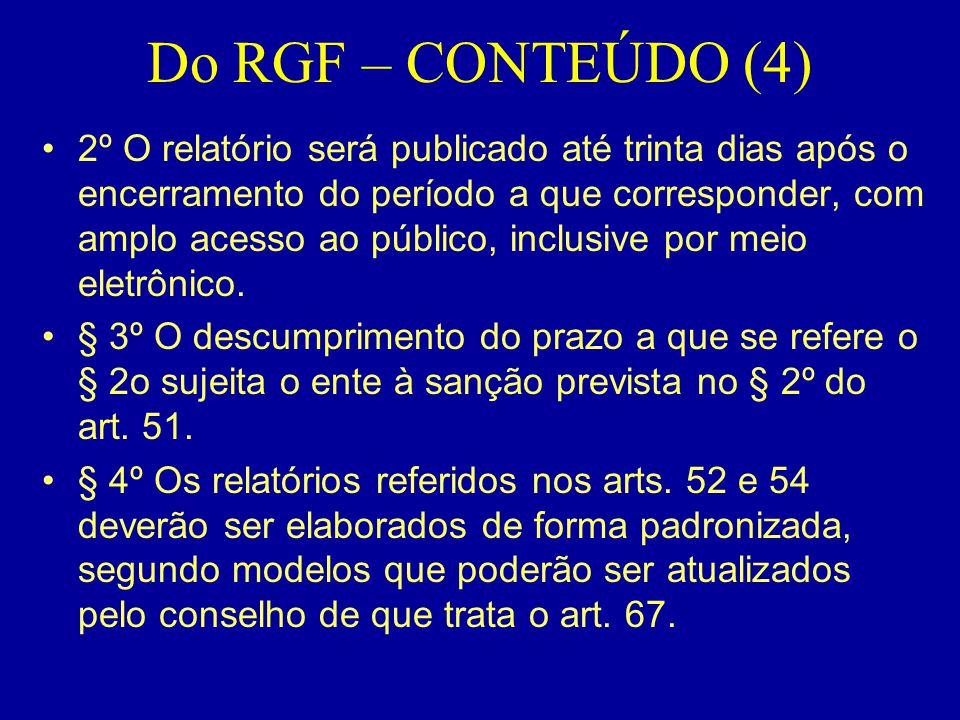 Do RGF – CONTEÚDO (4)