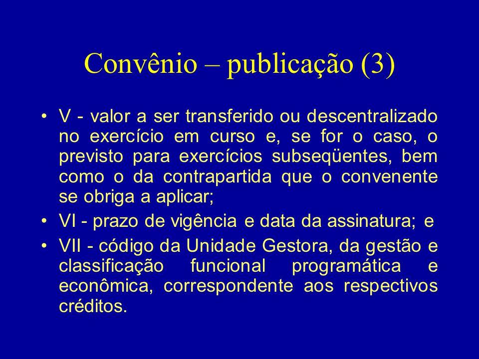 Convênio – publicação (3)