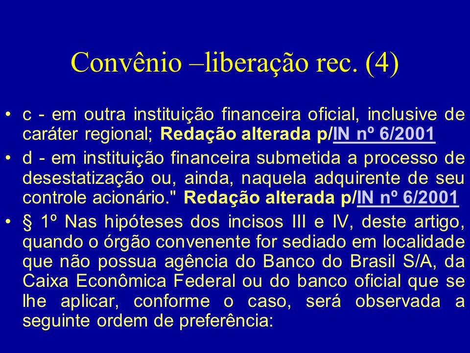 Convênio –liberação rec. (4)