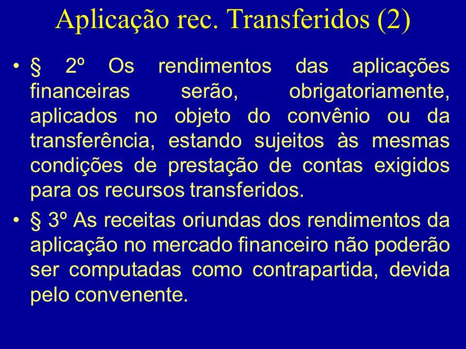 Aplicação rec. Transferidos (2)