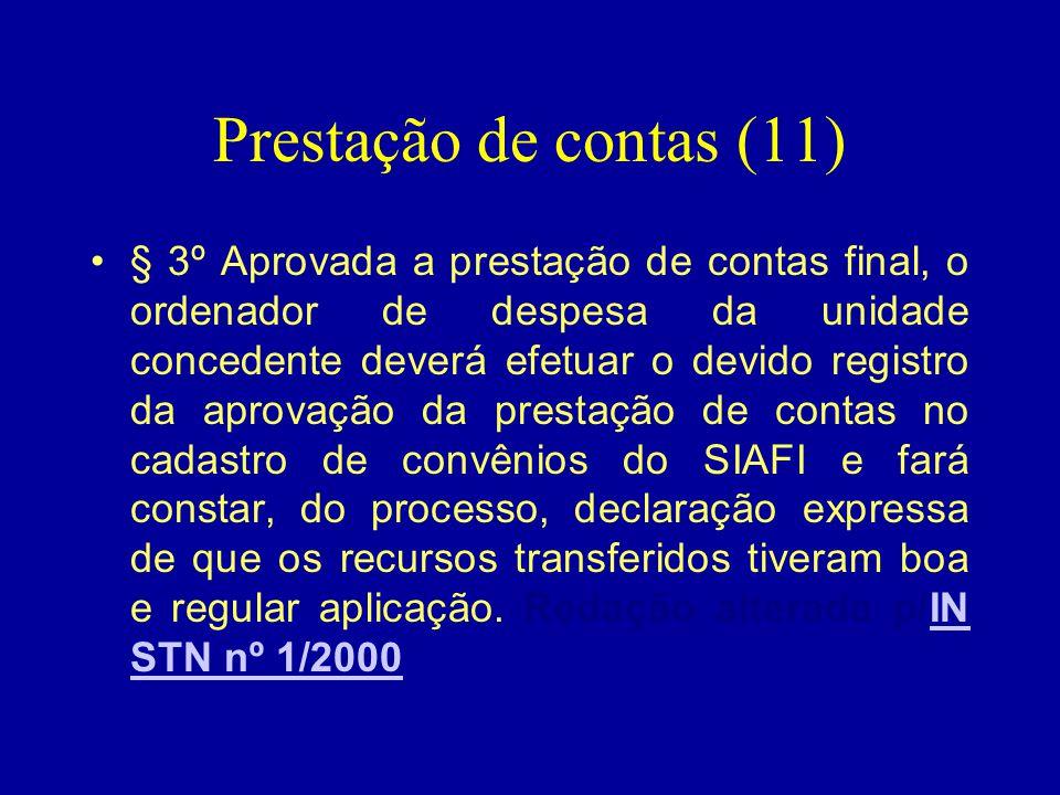 Prestação de contas (11)