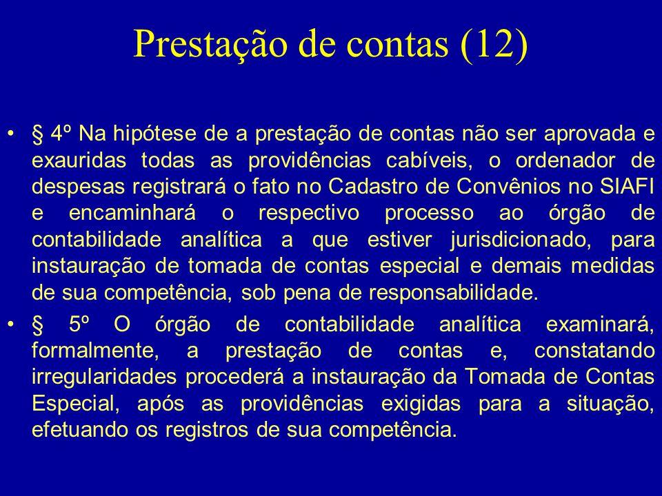 Prestação de contas (12)