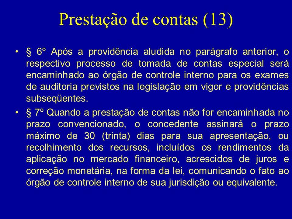 Prestação de contas (13)