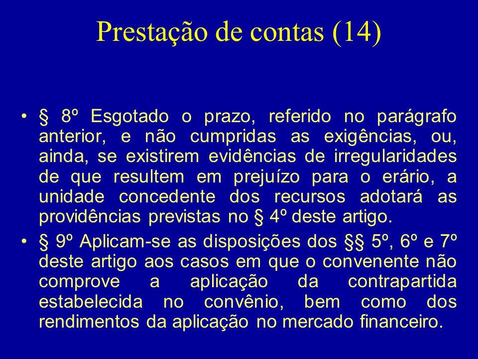 Prestação de contas (14)