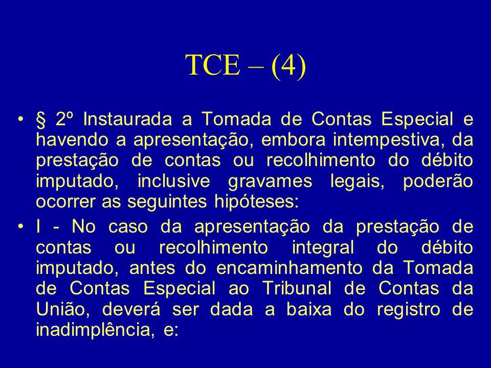 TCE – (4)