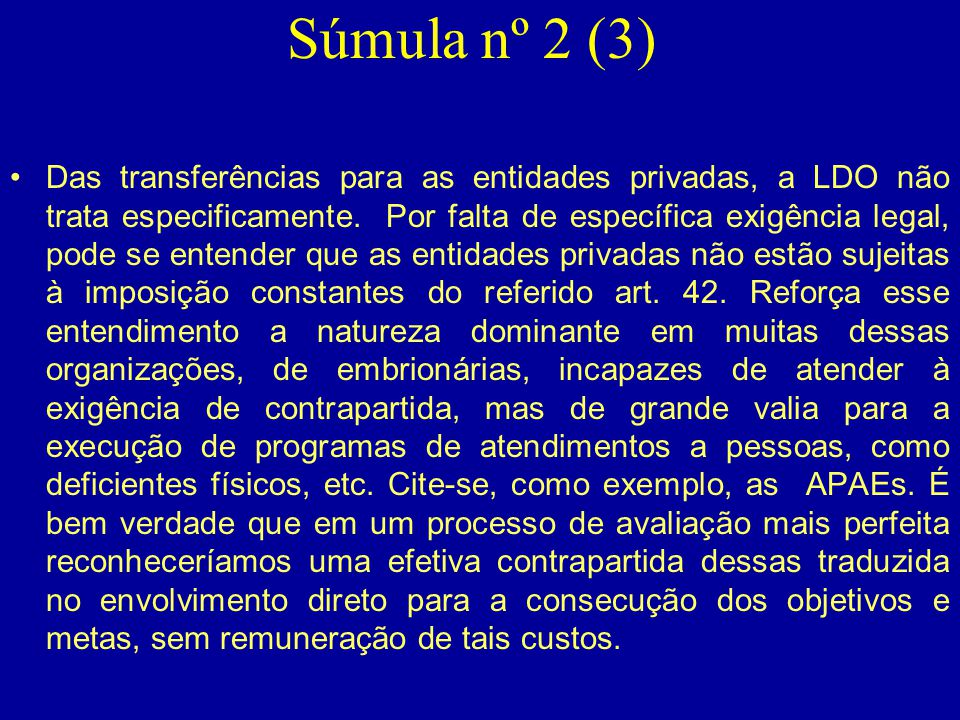 Súmula nº 2 (3)