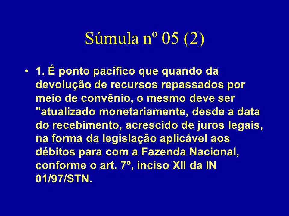 Súmula nº 05 (2)