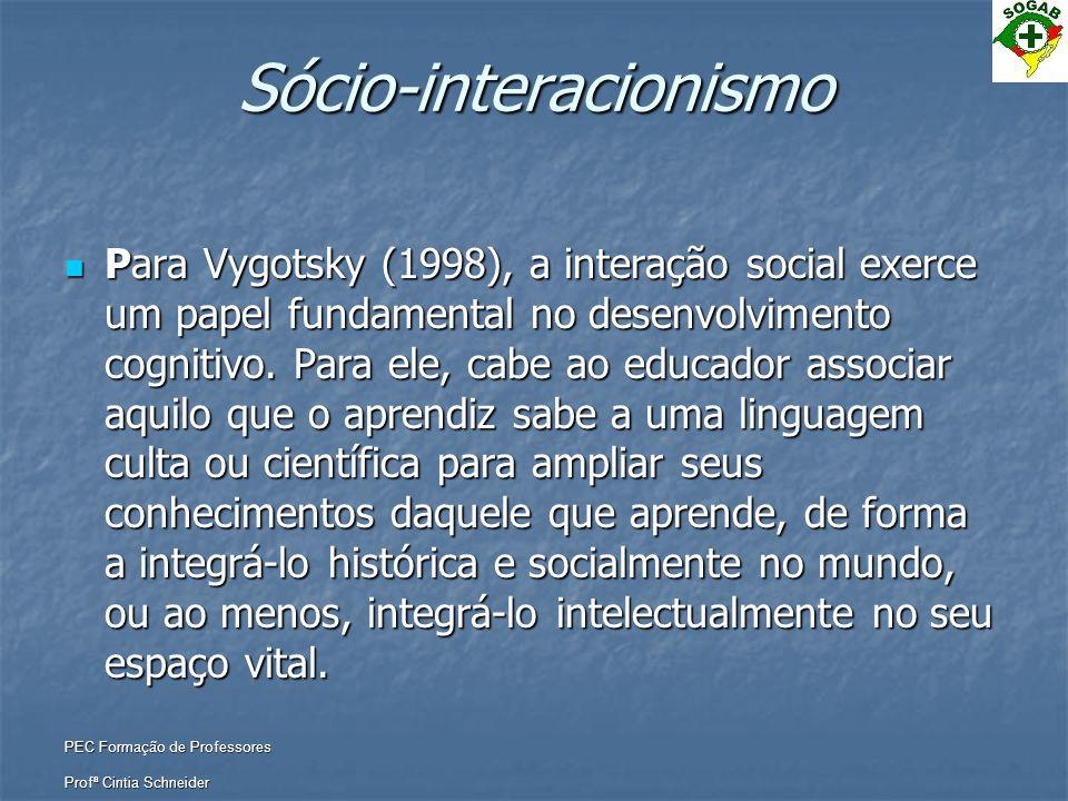 Sócio-interacionismo