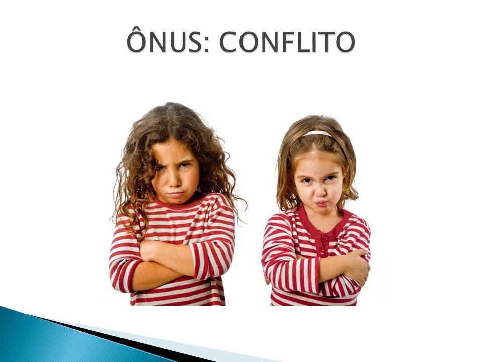 ÔNUS: CONFLITO