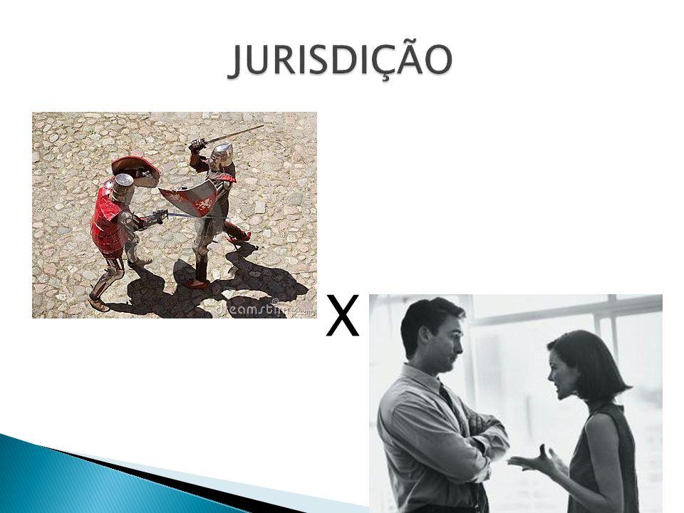 JURISDIÇÃO X