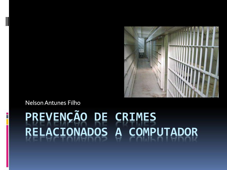 Prevenção de crimes relacionados a computador