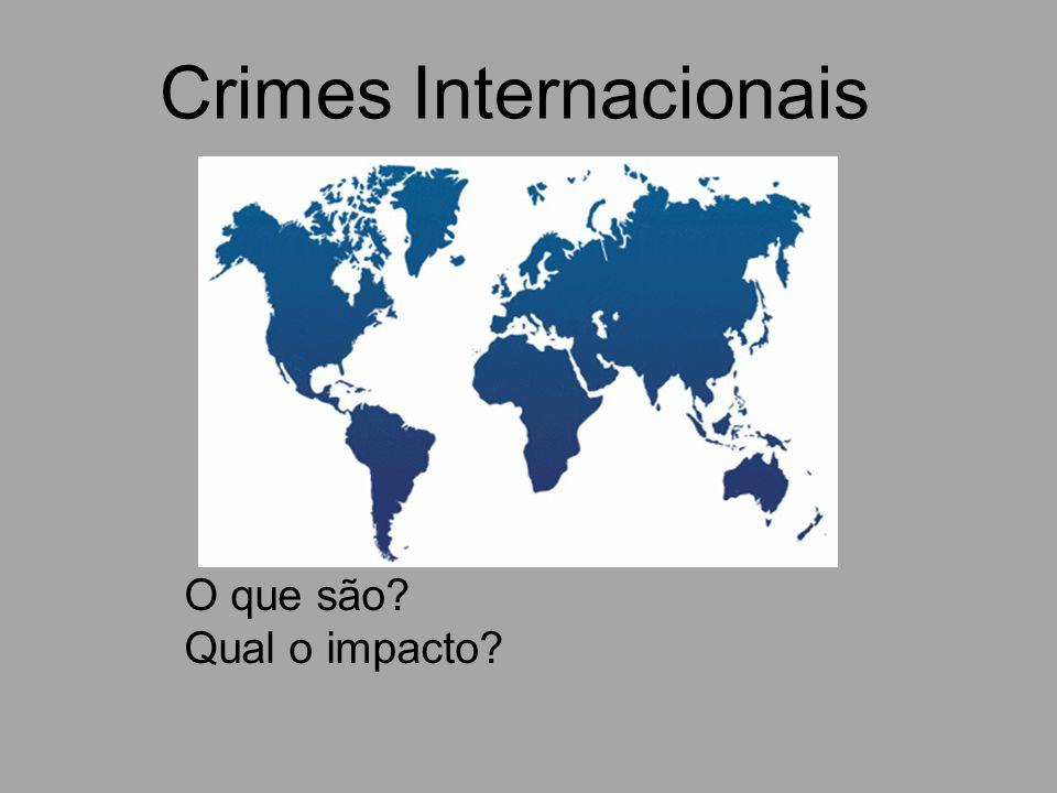 Crimes Internacionais