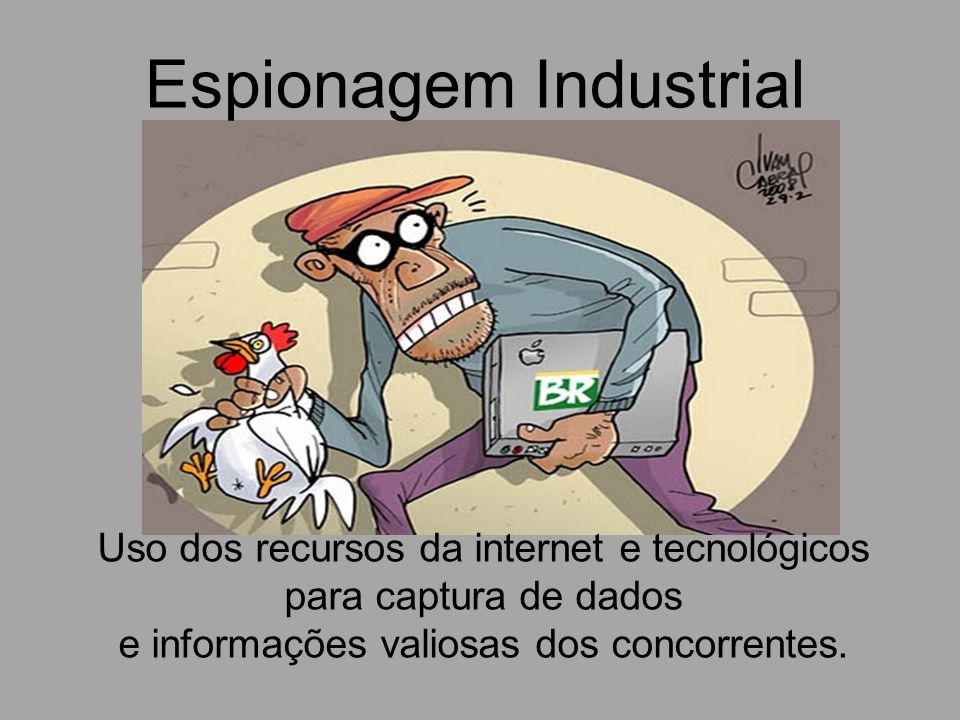 Espionagem Industrial