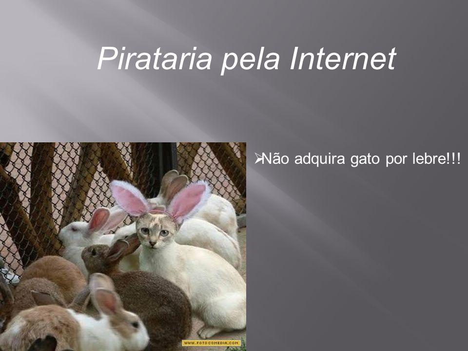 Pirataria pela Internet