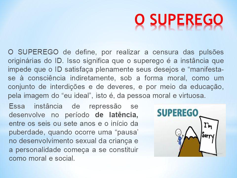 O SUPEREGO