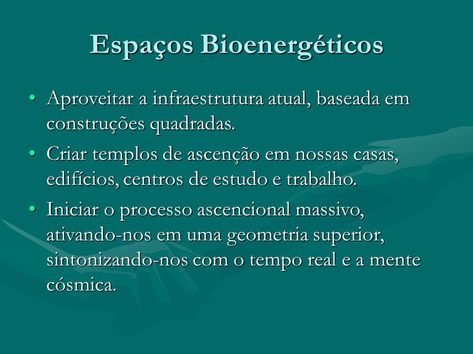 Espaços Bioenergéticos